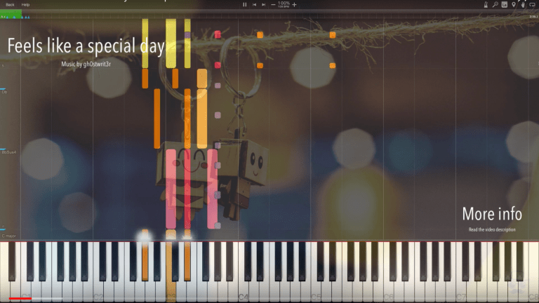 Synthesia - How to create awesome youtube music videos with it