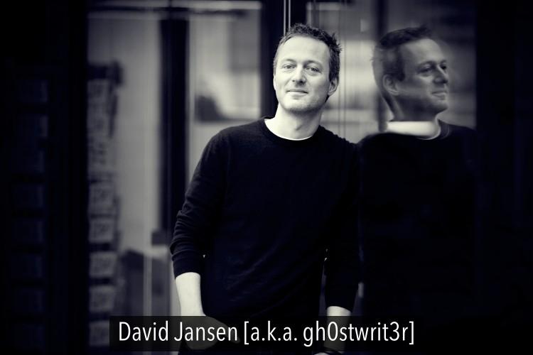 gh0stwrit3r David Jansen