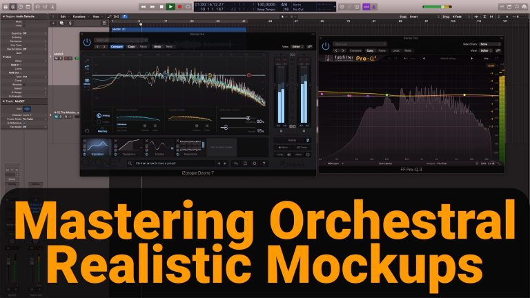 Mastering Orchestral Music