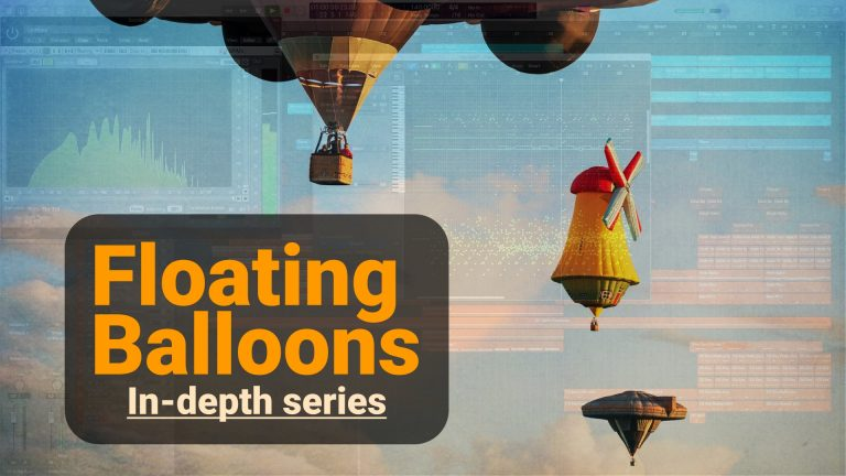 Floating Balloons - In depth Series