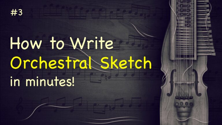 Orchestral Sketch 3