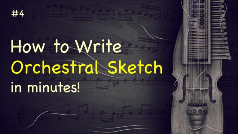 Orchestral Sketch 4