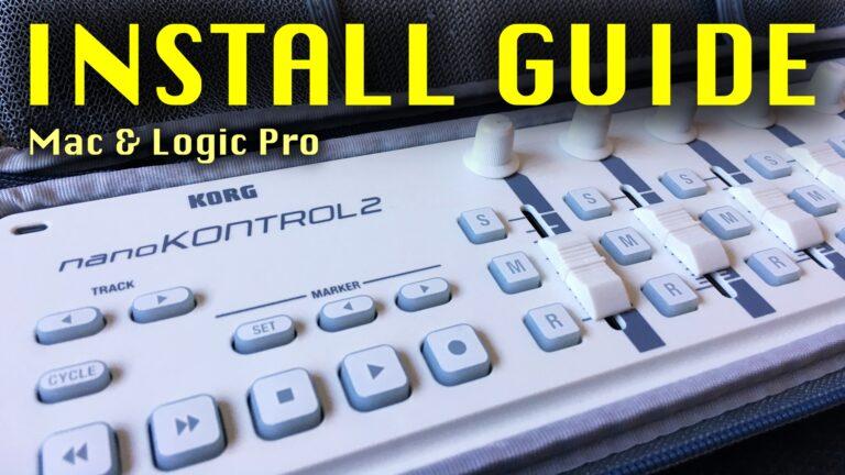 KORG Nanokontrol 2 MIDI Controller