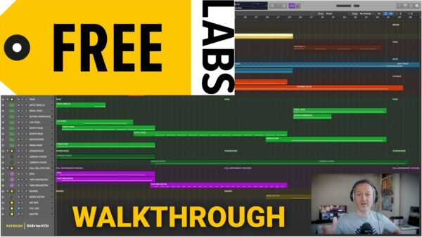 Walkthrough - How I Made A Music Track With Free Libraries