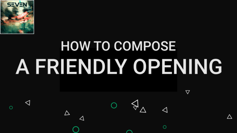 Storyline 1 - A friendly opening | How to compose orchestral music with modes