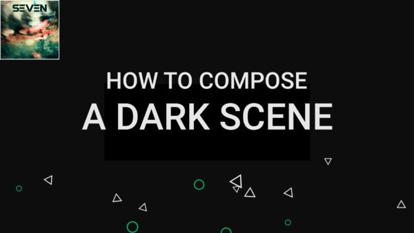 Storyline 2 - Dark Scene   How to compose orchestral music with modes