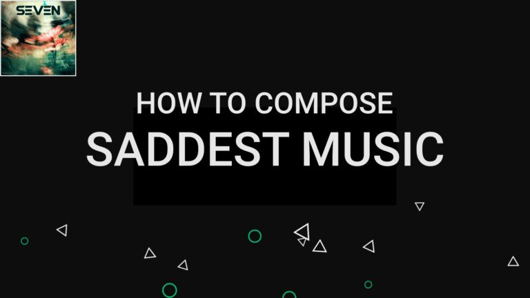 Storyline 5 - Saddest sound | How to compose orchestral music with modes