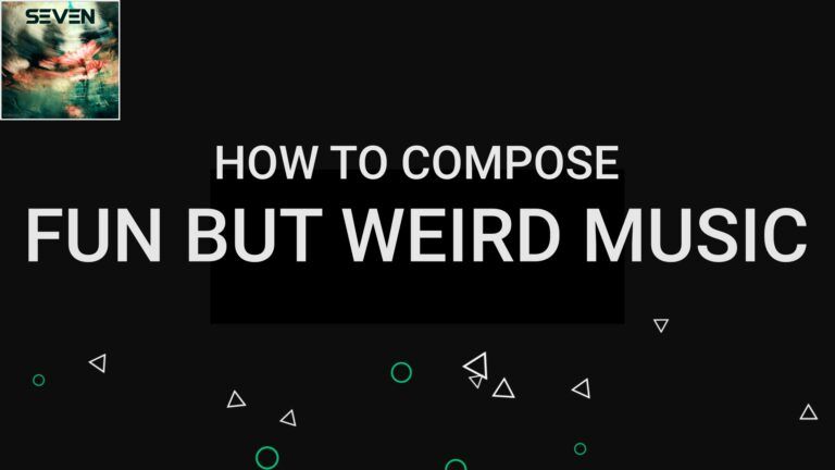 Storyline 6 - Weird and fun sound | How to compose orchestral music with modes